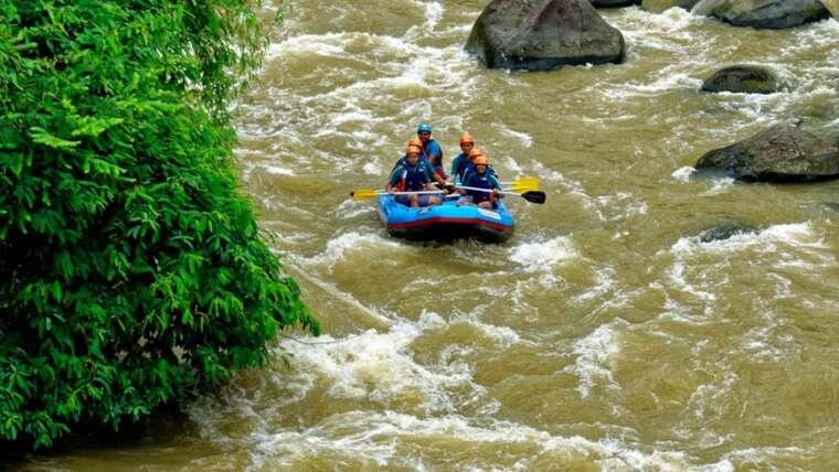 Sport für Abenteurer: Rafting