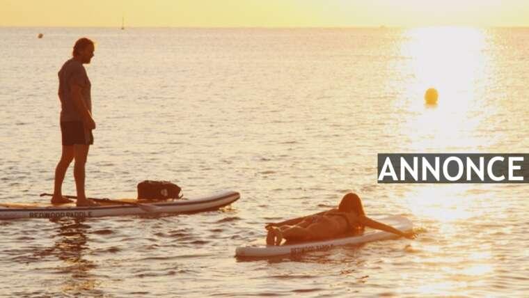Fit durch den Sommer mit Wassersport